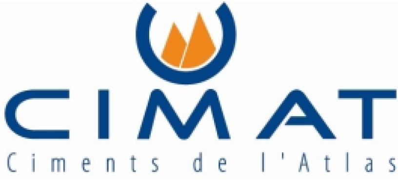 Logo Cimat - Ciment de l'Atlas